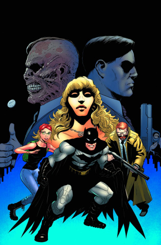 Batman and Two Face #24