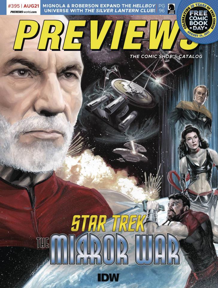 Previews #397: October 2021