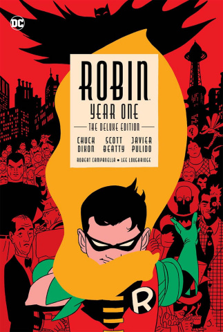 Robin: Year One (Deluxe Edition)