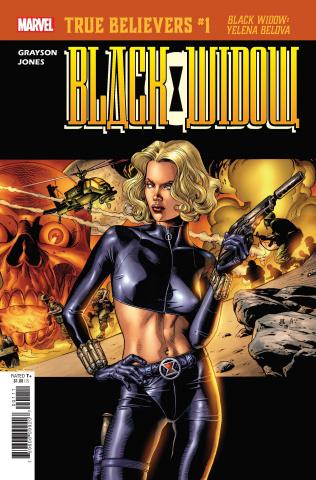 Black Widow: Yelena Belova #1 (True Believers)