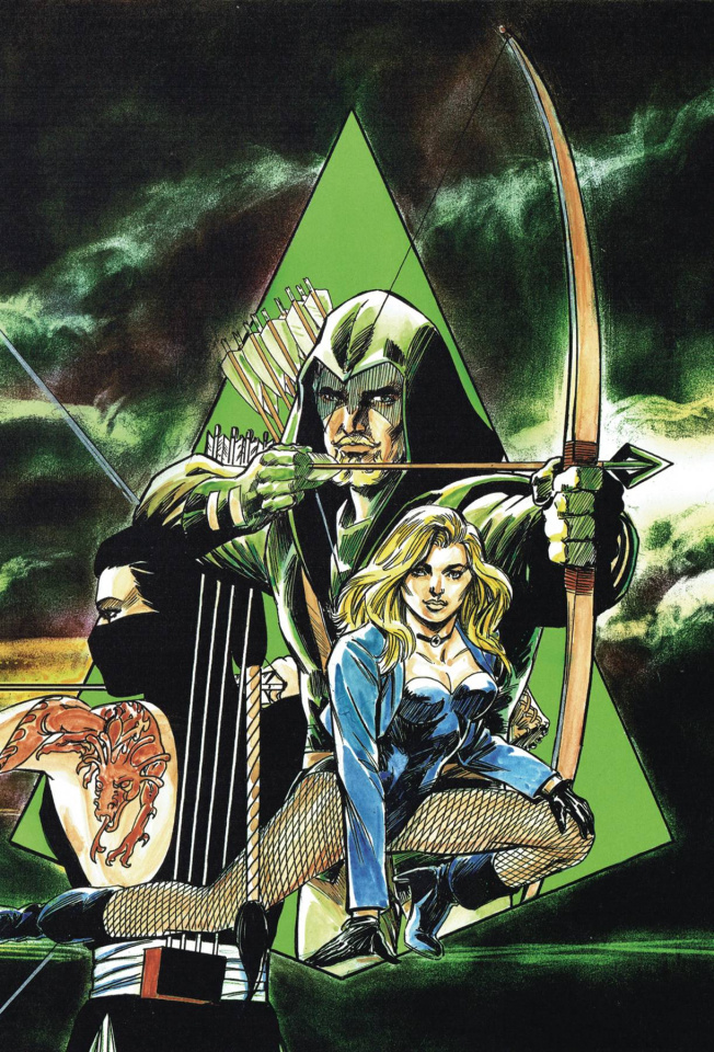 Green Arrow by Mike Grell Vol. 1 (Omnibus)