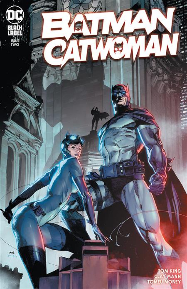 Batman / Catwoman #2 (Clay Mann Cover)