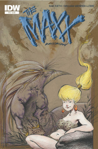 The Maxx: Maxximized #12