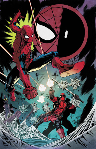 Spider-Man / Deadpool #23 (Hepburn Cover)