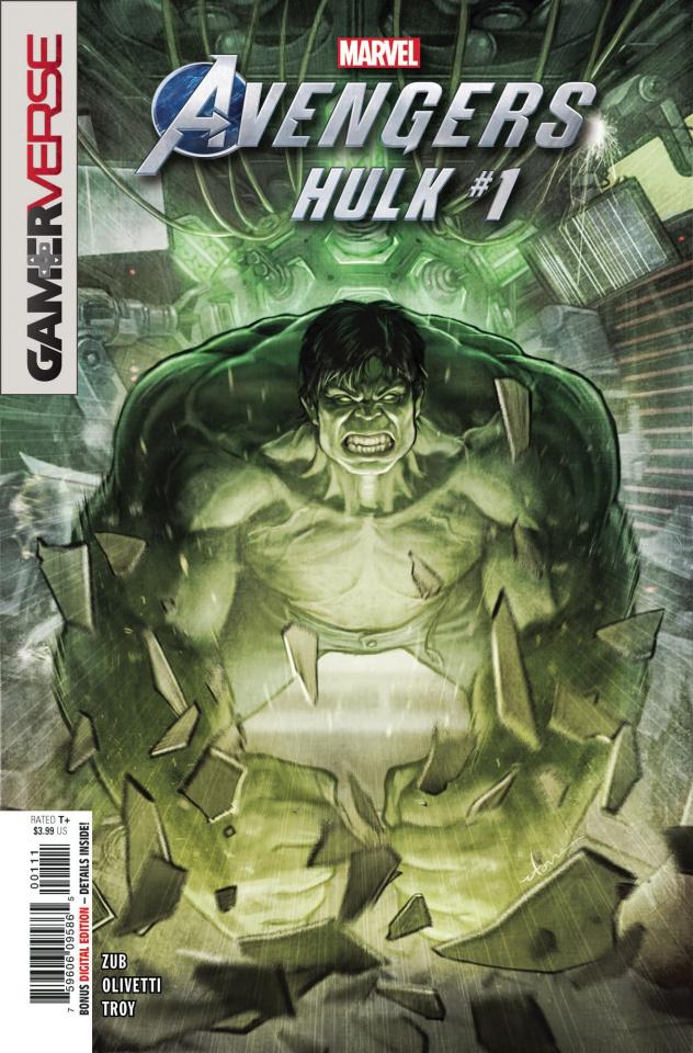 Avengers: Hulk #1