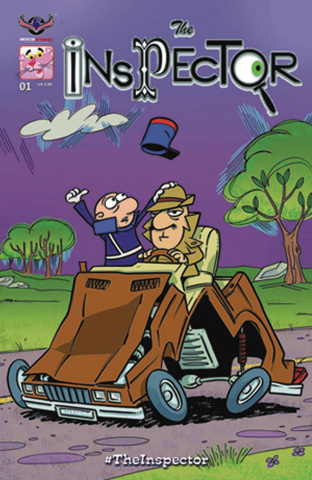 The Inspector #1 (Gallant Signed Edition)