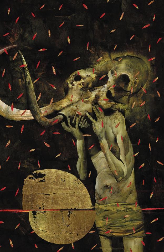 American Gods: Shadows #1 (Mckean Cover)