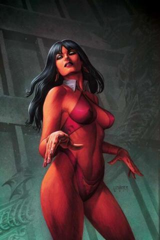 Vampirella vs. Dracula #1