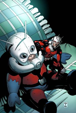 Astonishing Ant-Man #7 (Brigman Classic Cover)