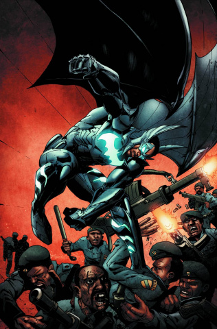 Batwing Vol. 3: Enemy of the State
