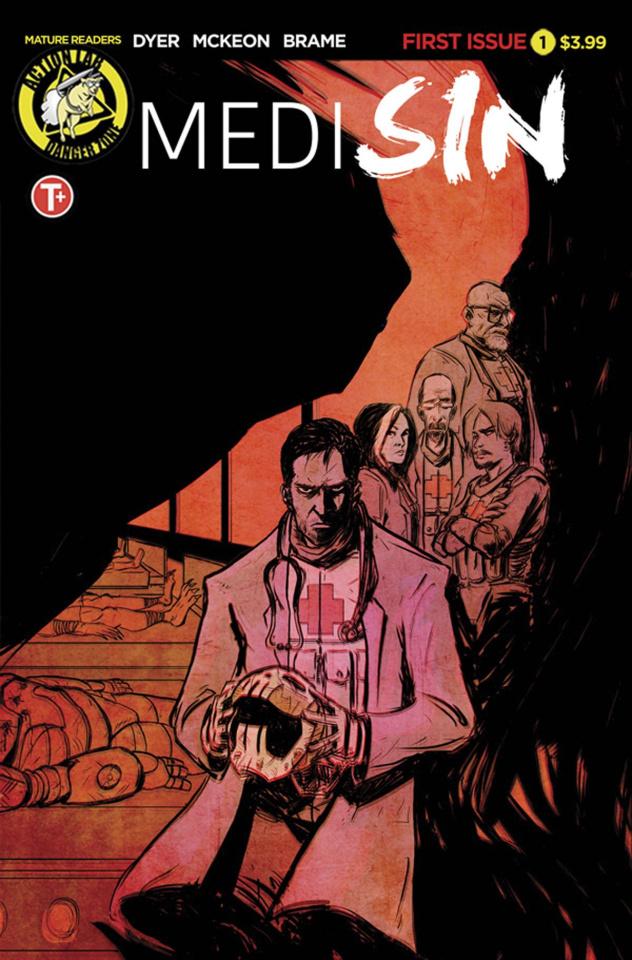 Medisin #1 (Brame Cover)