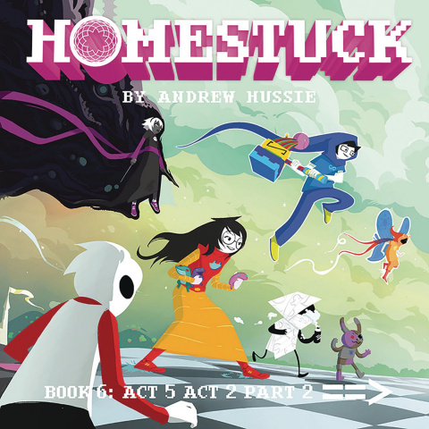 Homestuck Book 6: Act 5 Act 2 Part 2