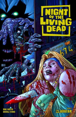 Night of the Living Dead Vol. 3