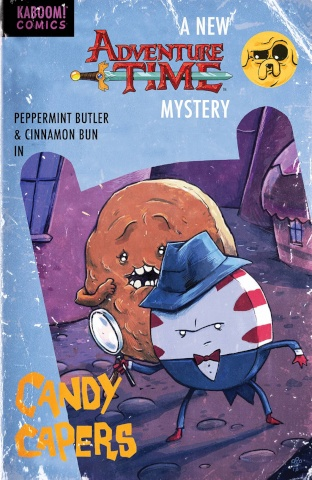 Adventure Time: Candy Capers Vol. 1