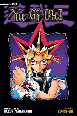 Yu-Gi-Oh! Vol 10 (3-in-1 Edition)