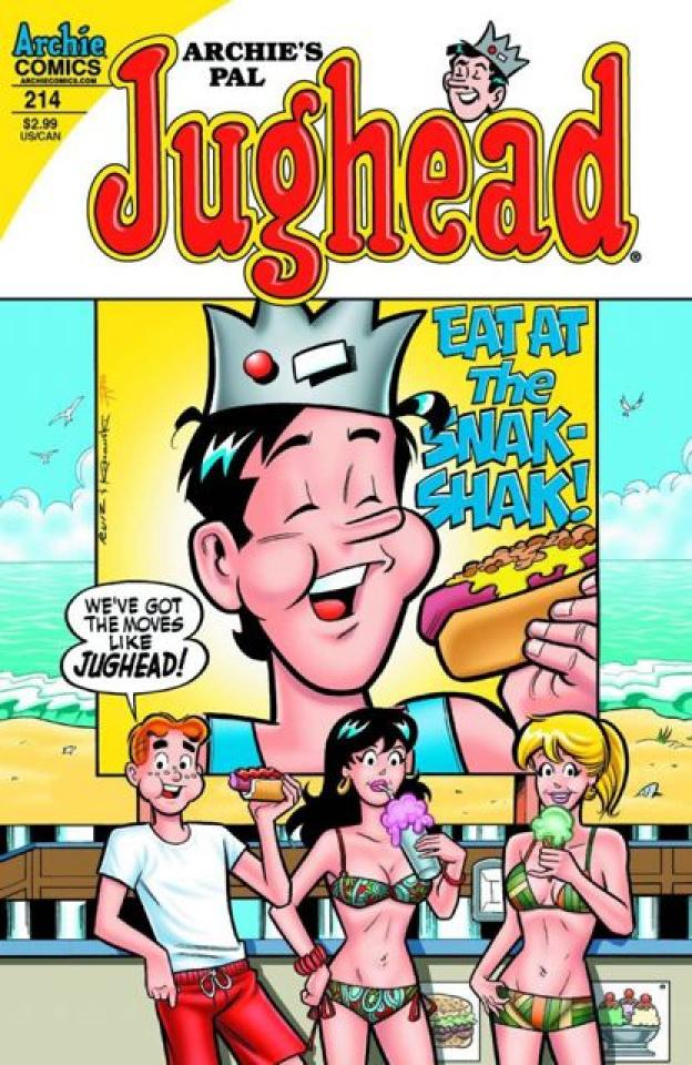 Jughead #214