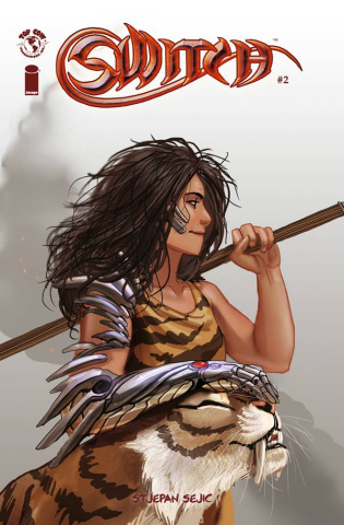 Switch #2 (Linda Sejic Cover)