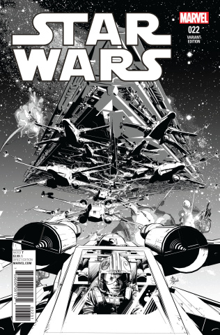 Star Wars #22 (Deodato Sketch Cover)