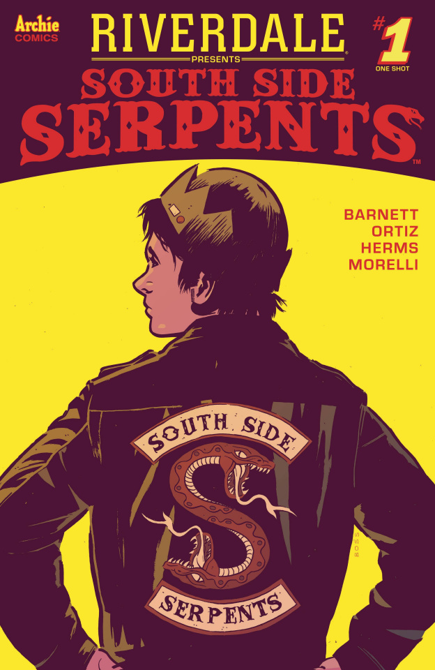 Riverdale Presents South Side Serpents #1 (Boss Cover)