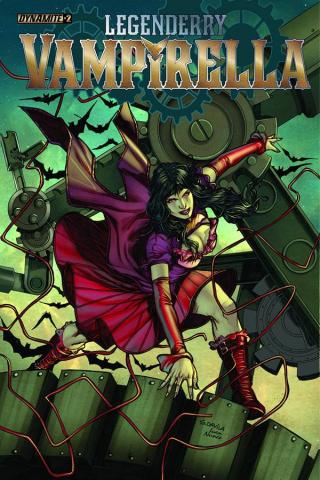 Legenderry: Vampirella #2