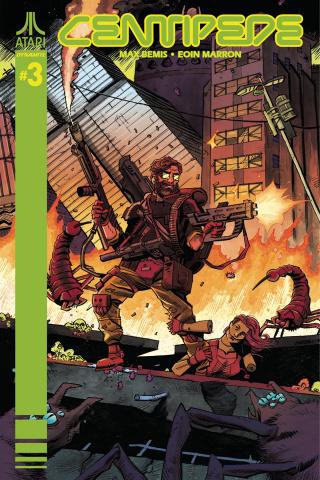 Centipede #3 (Marron Cover)
