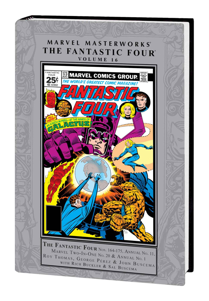 Fantastic Four Vol. 16 (Marvel Masterworks)