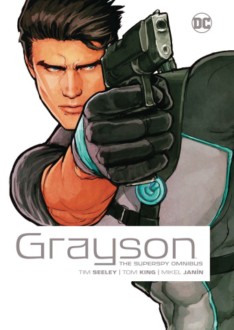 Grayson: The Superspy (Omnibus)