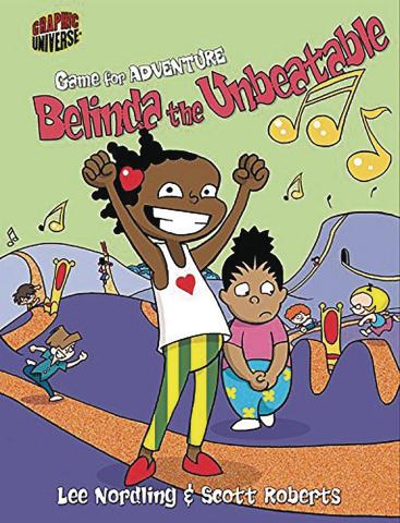 Game for Adventure Vol. 2: Belinda the Unbeatable