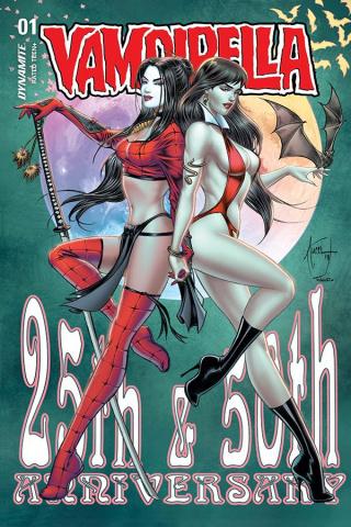 Vampirella #1 (Tucci Cover)