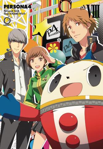 Persona 4 Vol. 8