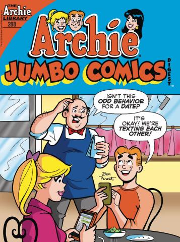 Archie Jumbo Comics Digest #288