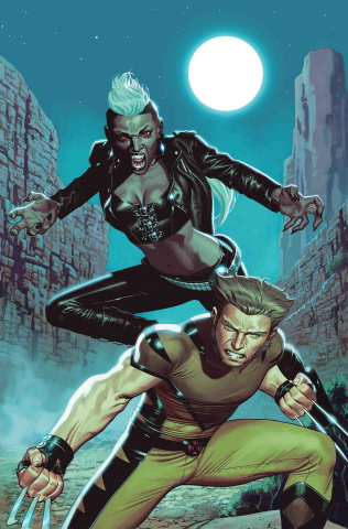 X-Men: Blue #23