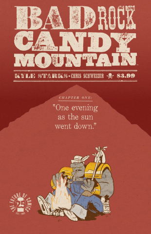 Rock Candy Mountain #1 (April Fool's Cover)