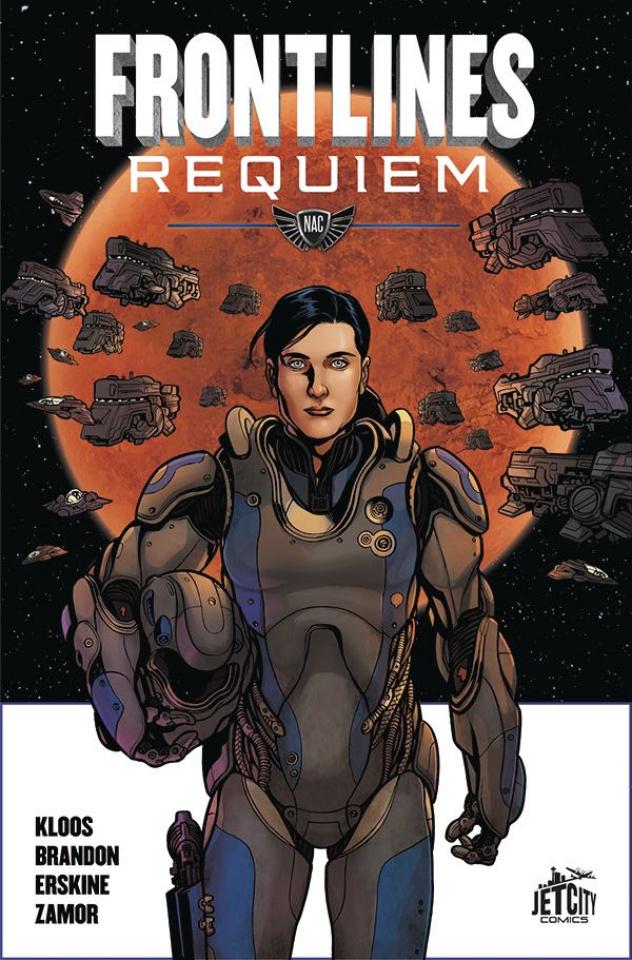 Frontlines: Requiem Vol. 1