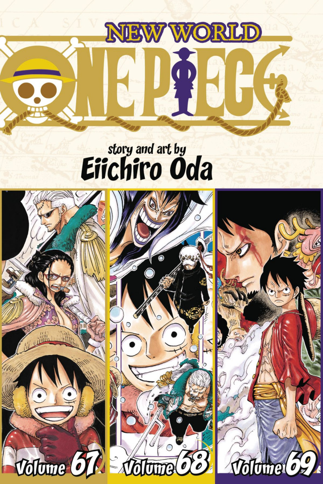One Piece Vol. 23 (3-in-1 Edition)