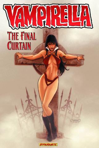 Vampirella Vol. 6: The Final Curtain
