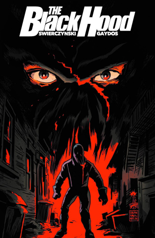 The Black Hood #1 (Francavilla Cover)