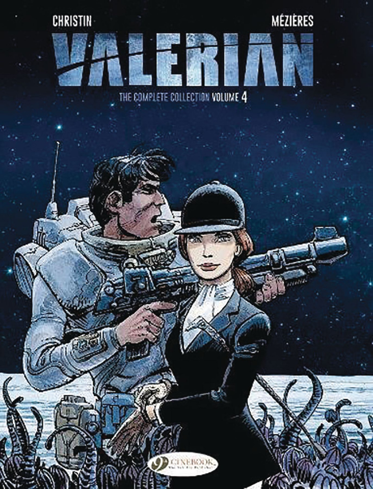 Valerian Vol. 4 (The Complete Collection)