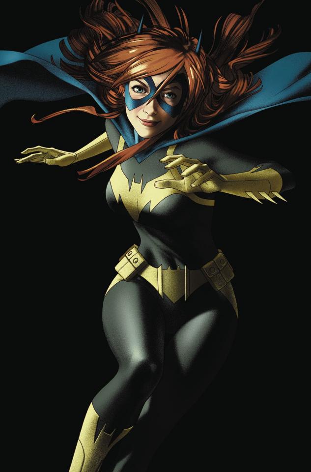 Batgirl #35 (Variant Cover)