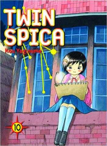 Twin Spica Vol. 10