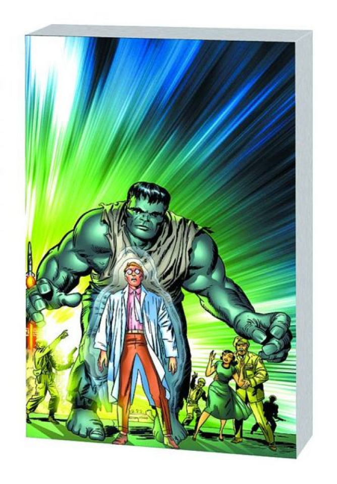The Essential Hulk Vol. 1