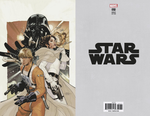 Star Wars #50 (Dodson Virgin Cover)