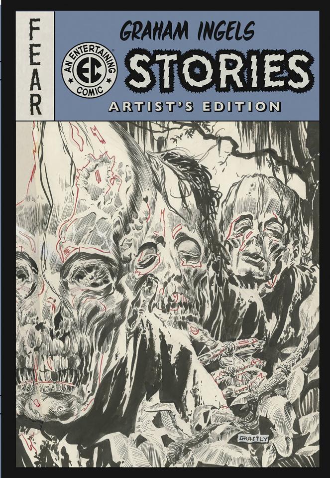 Graham Ingels: EC Stories (Artist's Edition)