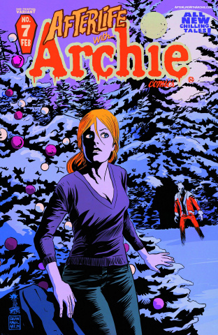 Afterlife With Archie #7 (2nd Printing)