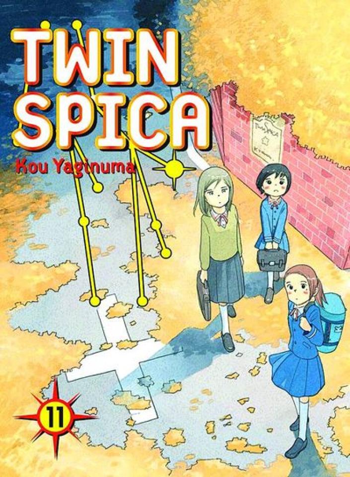 Twin Spica Vol. 11