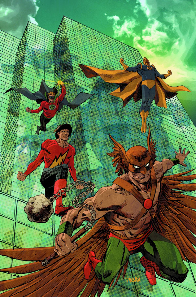 Convergence: Justice Society of America #2