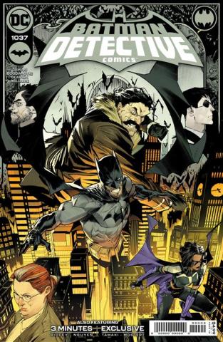 Detective Comics #1037 (Dan Mora Cover)