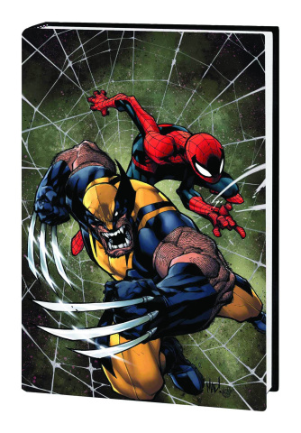 Spider-Man and Wolverine by Wells and Madureira