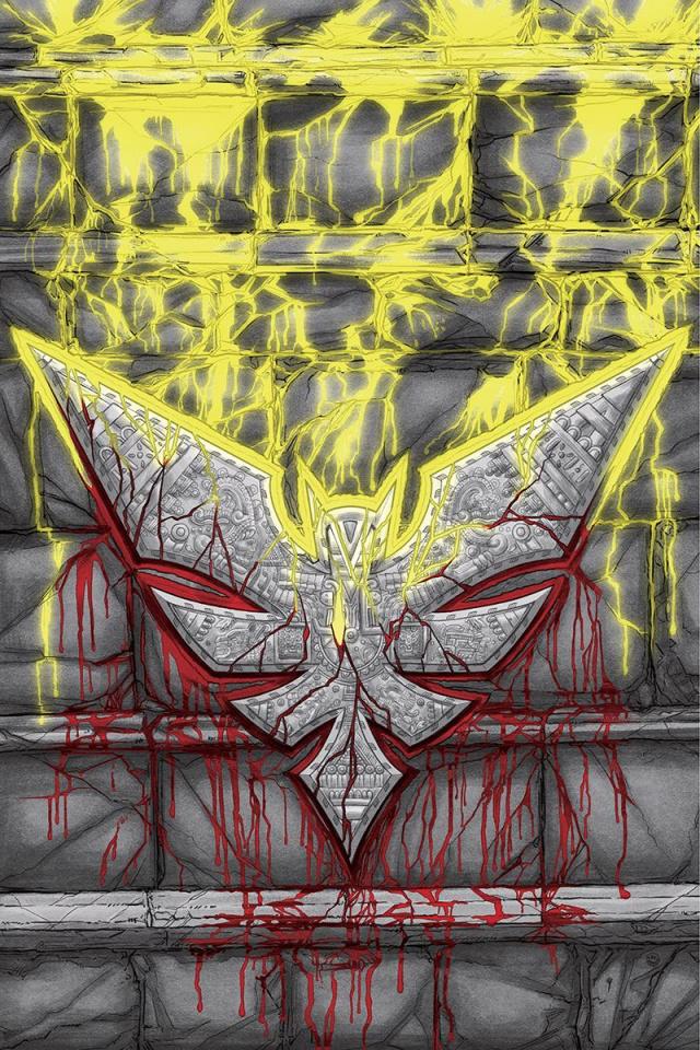Vampirella vs. Reanimator #2 (25 Copy Shepherd Virgin Cover)
