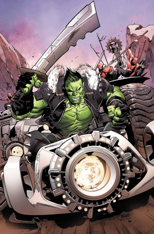 The Incredible Hulk #710: Legacy